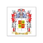 Ortega Square Sticker 3