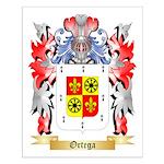 Ortega Small Poster