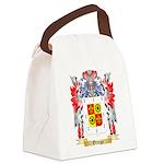 Ortega Canvas Lunch Bag