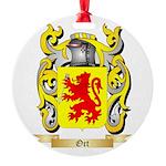 Ort Round Ornament