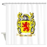 Ort Shower Curtain