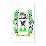 Orrill Rectangle Car Magnet