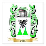 Orrill Square Car Magnet 3