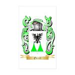 Orrill Sticker (Rectangle 10 pk)