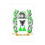 Orrill Sticker (Rectangle 50 pk)