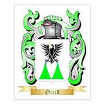 Orrill Small Poster