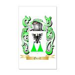 Orrill 35x21 Wall Decal
