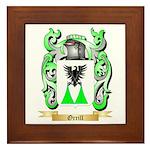 Orrill Framed Tile