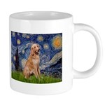 Starry - Golden 1 20 oz Ceramic Mega Mug