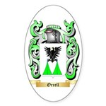 Orrell Sticker (Oval 10 pk)