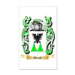 Orrell 20x12 Wall Decal