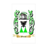 Orreal Sticker (Rectangle 50 pk)