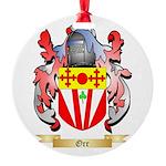 Orr Round Ornament