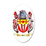 Orr 20x12 Oval Wall Decal