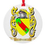 Orozco Round Ornament