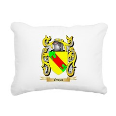 Orozco Rectangular Canvas Pillow