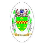 O'Rowan Sticker (Oval 10 pk)