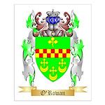 O'Rowan Small Poster