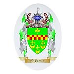 O'Rowan Oval Ornament