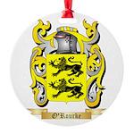 O'Rourke Round Ornament