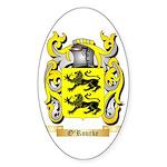 O'Rourke Sticker (Oval 10 pk)