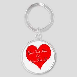 Personalize It - Customize 2 Lines Of Keychains