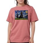 Starry Night & Gordon Womens Comfort Colors Shirt