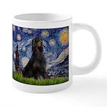 Starry Night & Gordon 20 oz Ceramic Mega Mug