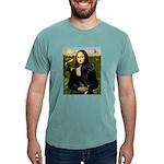 16x20-Mona-BlkGDane-nat Mens Comfort Colors Shirt