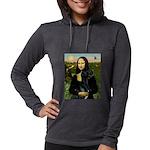 16x20-Mona-BlkGDane-nat Womens Hooded Shirt