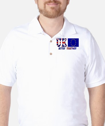 Better Together Golf Shirt
