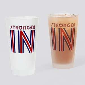 Stronger IN!! Drinking Glass