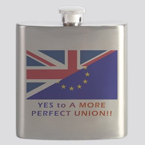 Perfect Union Flask