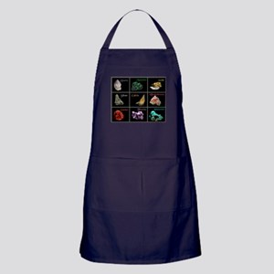 Mineral Collection Apron (dark)