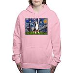 STARRY-GSMD1 Women's Hooded Sweatshirt