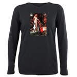 ACCOLADE-GSMD1 Plus Size Long Sleeve Tee