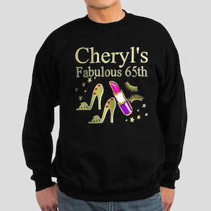 TURNING 65 Sweatshirt (dark)
