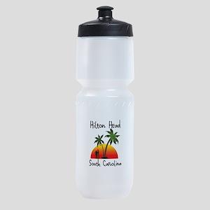 Hilton Head South Carolina Sports Bottle