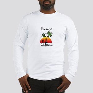 Encinitas California Long Sleeve T-Shirt