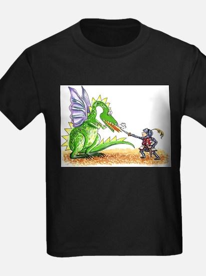 Unique Green dragons T