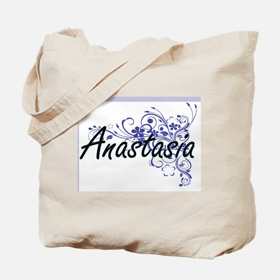 Cute Anastasia Tote Bag