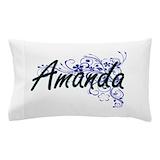 Amanda Pillow Cases