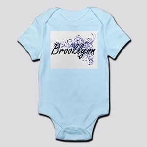 Brooklynn Artistic Name Design with Flow Body Suit