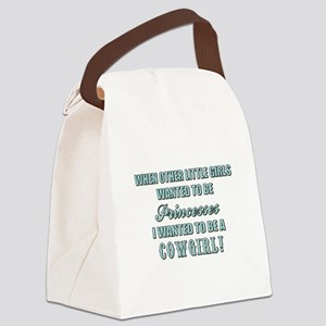 WHEN OTHER... Canvas Lunch Bag
