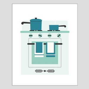 Vintage Stove Posters
