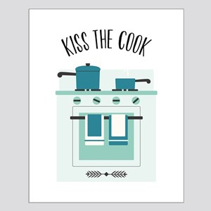Kiss The Cook Posters