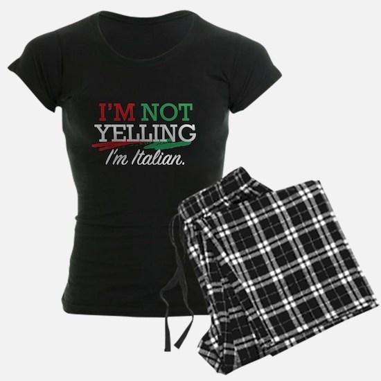 I'm Italian Pajamas