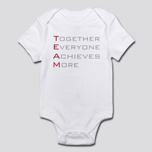 TEAM Together Everyone Achieves Infant Bodysuit