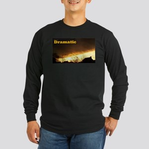 Nature is... Dramatic Long Sleeve T-Shirt
