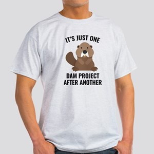 One Dam Project White T-Shirt